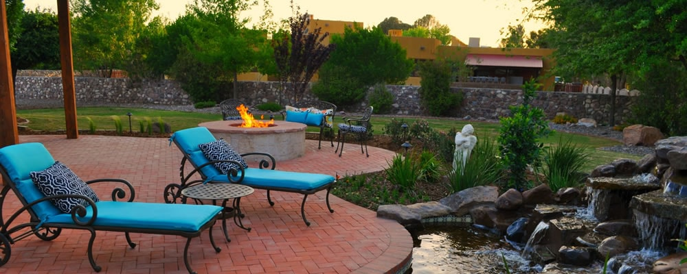 Landscaping by 150 Sunset in El Paso, TX
