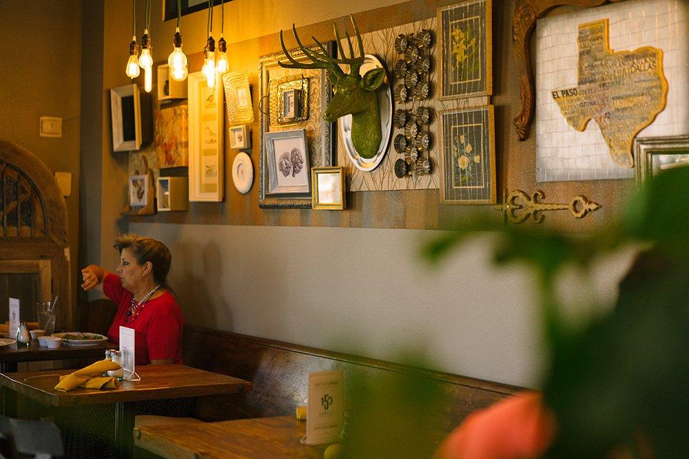 The Kitchen @ 150 Sunset - El Paso